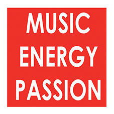musicenerypassionwhite